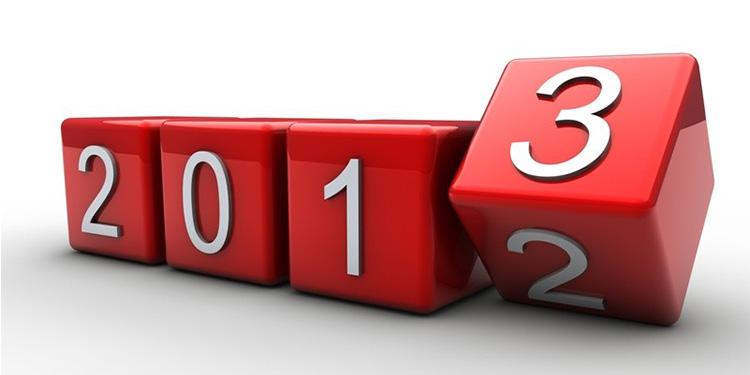 Taux immobilier début 2013