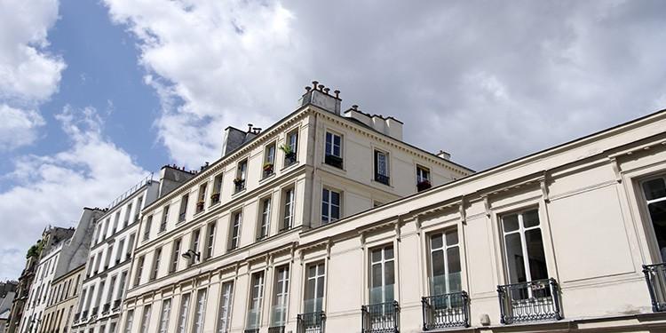Baisse prix immobilier 2014